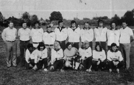 Aufsteigerteam 1974