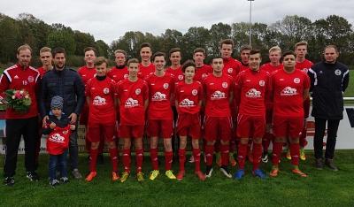 B-Jugend Bezirksliga