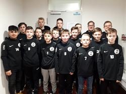 C-Jugend der JSG Marklohe erreicht zweite Runde der Hallenbezirksmeisterschaften in Hannover