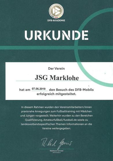 DFB-Mobil©SC Marklohe