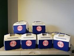 Eisboxen und Eisspray für den SCM