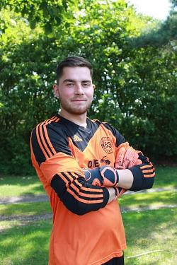 Ersatzkeeper Michel Cordes