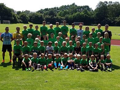 Fußballcamp Marklohe©SC Marklohe