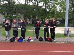 Leichtathleten des SC Marklohe