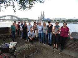 Turnerinnen in Köln